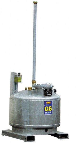 GS-MOBIL Gefahrstoffsammler für brennbare Flüssigkeiten 400 Liter