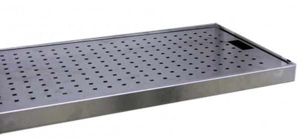 Beispiel Lochblecheinlage R30 für Stahl-Kleingebindewanne R30