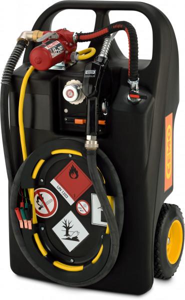 Benzin-Trolley 60 oder 95 Liter mit Elektropumpe