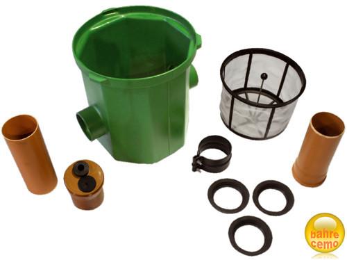 Ausbaupaket Gartenfilter passend für Flachspeicher