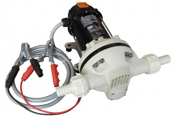 Kunststoff-Membran-Pumpe 24 Volt für Chemikalien