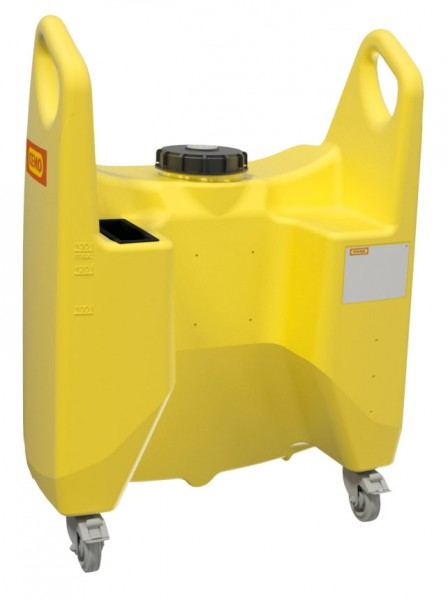 Transfer-Trolley Chem 150 Liter ohne Pumpe