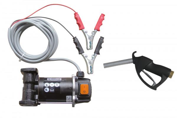 Elektro-Pumpe Cematic 3000 mit 24 V und Zapfpistole