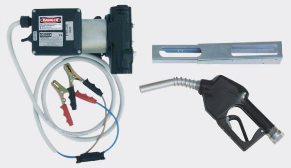Elektropumpe Cematic Duo 24 und 12 AZ für Diesel / Biodiesel