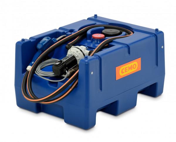 Blue-Mobil Easy 125 Liter mit 12-Volt-Pumpe ohne Klappdeckel - Klappdeckel als Zubehör