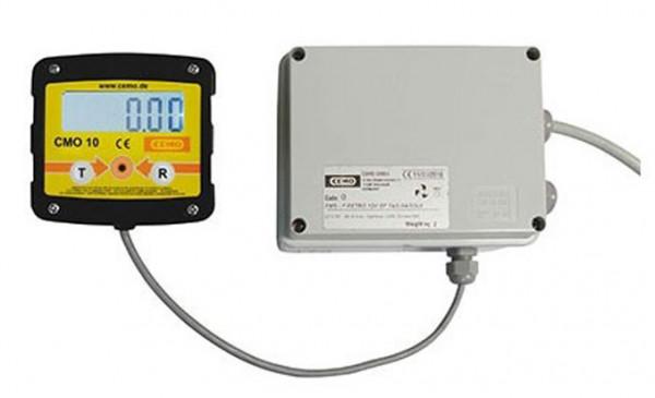Zähler für AdBlue® mit Zugangskontrolle und Tankdatenverwaltungssystem 230 Volt