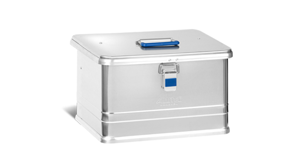 Alutec Aluminium Transportbehälter COMFORT 30