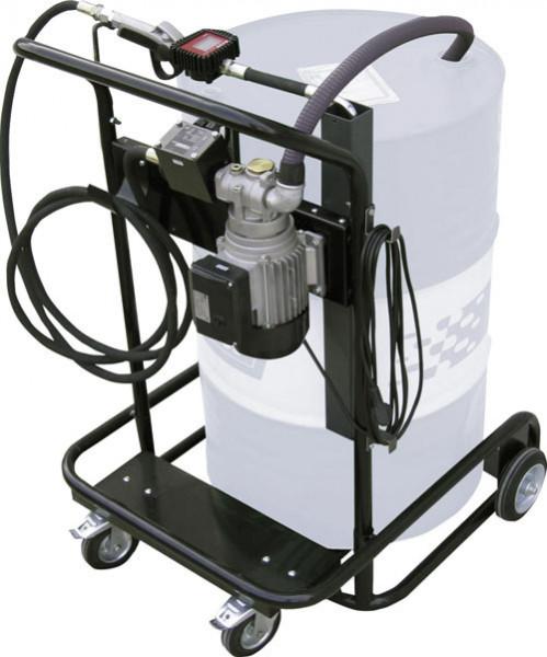 Viscotroll 200/2 mit Literzähler K400