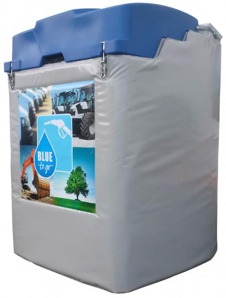 Isoliermantel für CUBE-Tank 2500 Liter