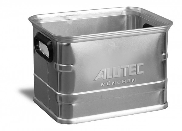 Alutec Aluminiumbox U-Serie, U28 offen
