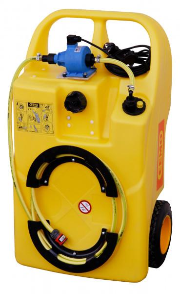 Aqua Caddy 60 Liter für Betonbohrgeräte mit Schwingkolbenpumpe