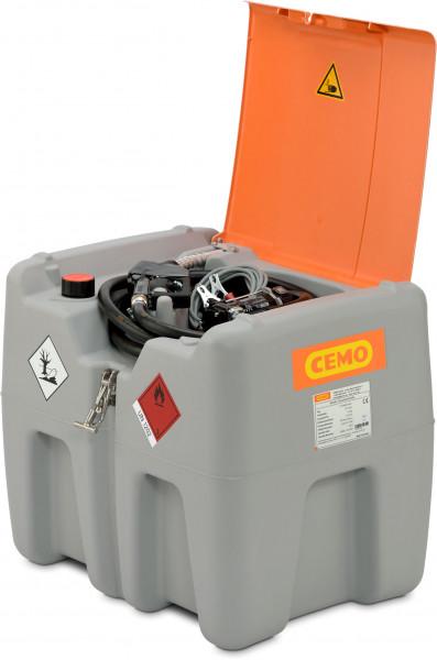 DT-Mobil Easy 210 Liter mit 12-Volt-Pumpe Cematic und Klappdeckel