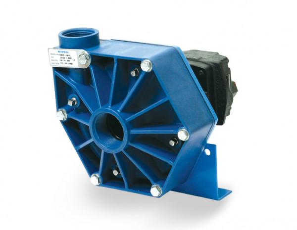 Hypro Zentrifugalpumpe mit Hydraulikmotor, Gehäuse aus Polypropylen