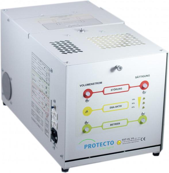 Umluftventilator mit Aktivkohlefilter