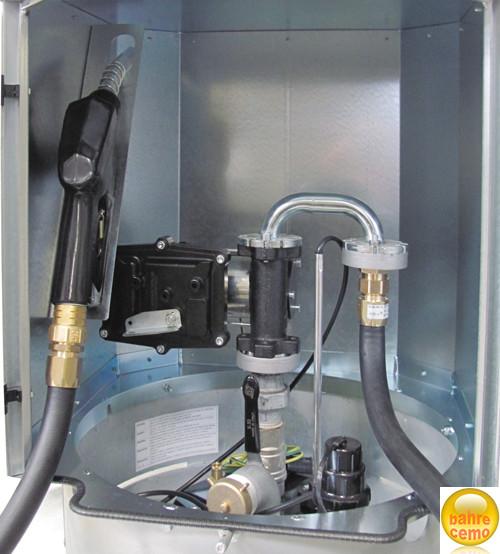 Elektro-Pumpe ATEX für Kraftstoffanlagen