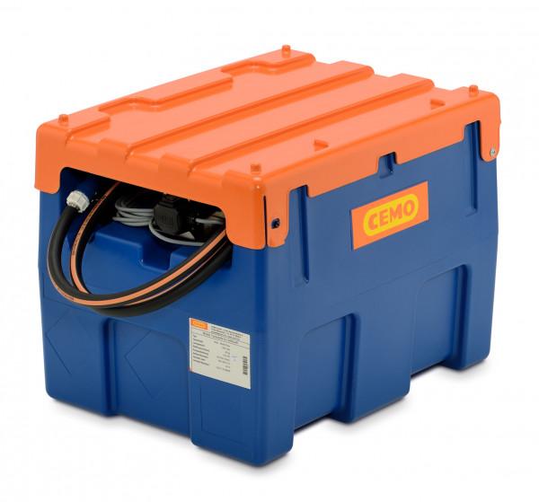 Beispiel Blue-Mobil Easy 200 Liter mit Klappdeckel geschlossen