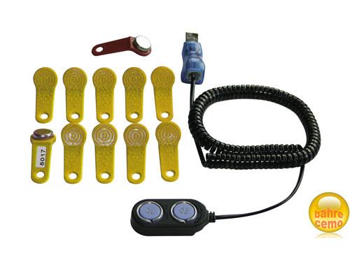 Schlüssel-Set mit USB-Anschluss