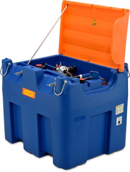 Cemo Blue-Mobil Easy 980 Liter mit Elektropumpe 230 Volt
