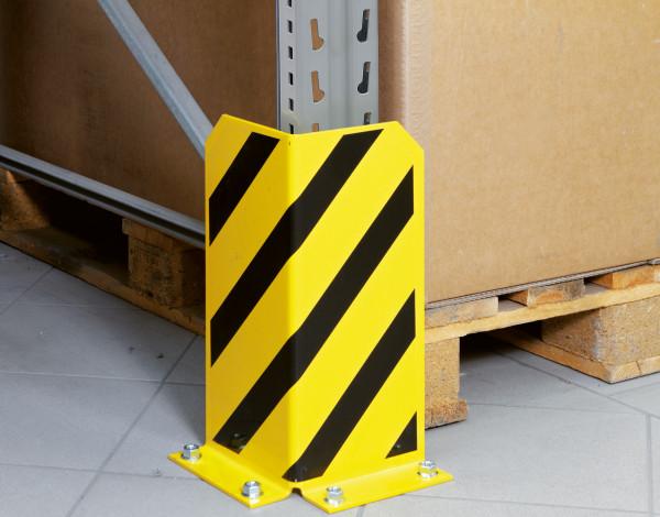 Anfahrschutz für Regale – z.B. Gefahrstoff-Palettenregale