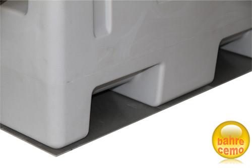 Antirutschmatte für PE-Behälter