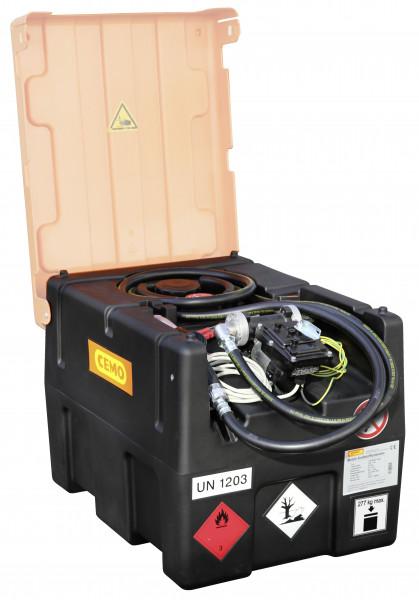 Abb. ähnlich: KS-Mobil Easy 190 Liter mit 12-Volt-Elektropumpe – Lieferumfang ohne Klappdeckel