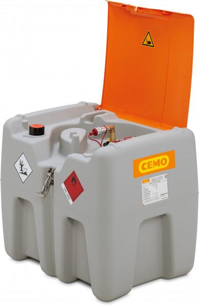 Cemo DT-Mobil Easy 210 Liter Generatortank mit Klappdeckel