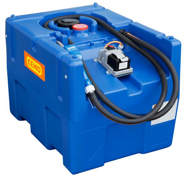 Blue-Mobil Easy 200 Liter mit Elektropumpe CENTRI SP30 und Akkusystem