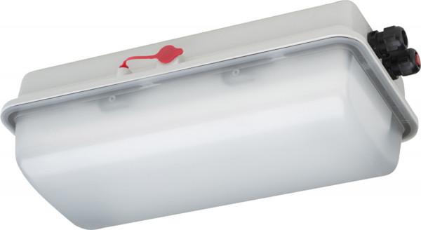 LED-Wannenlecuhte in Ex-Ausführung inklusive Schalter