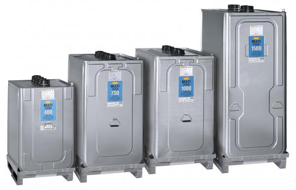 Beispiel MULTI-Tanks 400 bis 1500 Liter Inhalt