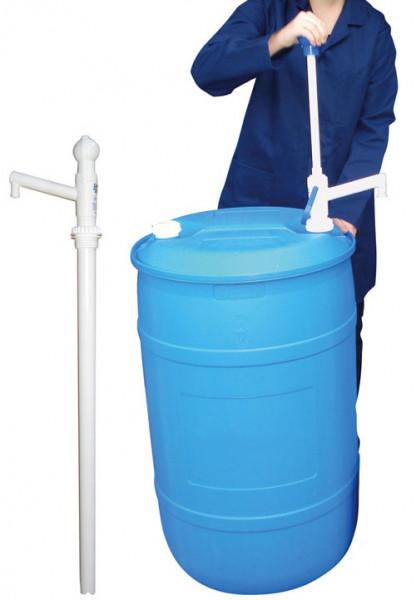 Handpumpe aus Kunststoff für Fässer bis 200 Liter