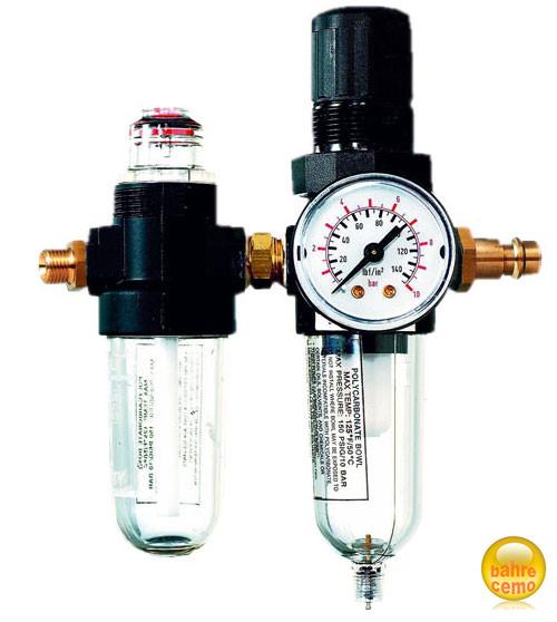 Wartungseinheit für Druckluftpumpe Viscoair