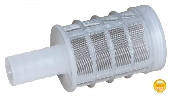 Fußfilter Kunststoff – Anschlusstülle DN 19