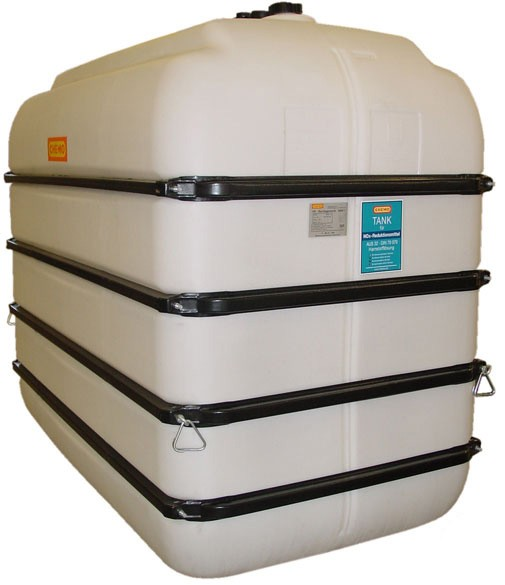 Basic-Bandagen-Tank für AdBlue®-Tankanlage