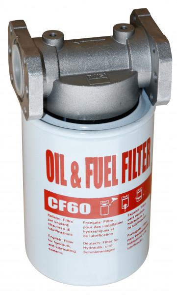 Öl- und Kraftstoff-Filter mit Kartusche