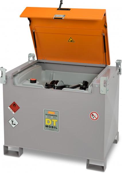 DT-Mobil PRO PE 440 Liter PREMIUM mit 12-Volt- oder 24 Volt-Pumpe