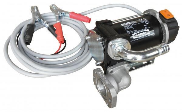 Flügelzellenpumpe für Diesel mit 24 Volt – 45 l/min