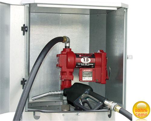 Elektropumpe 24 V für KS-MOBIL