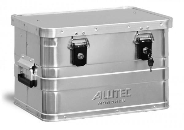 Alutec Aluminiumbox B29 inkl. 2 Zylinderschlösser