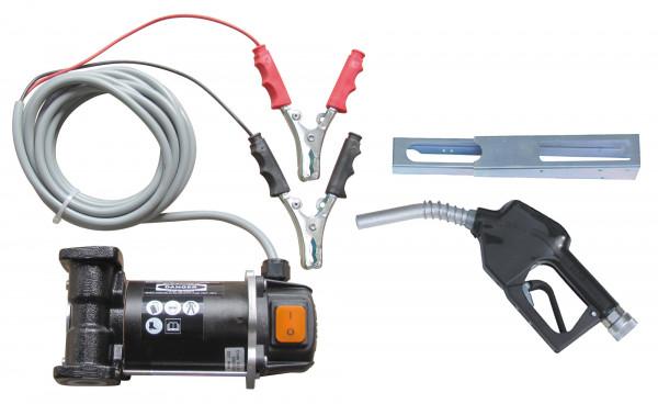 Cematic Elektro-Pumpe 3000/24 AZ mit Automatik-Zapfpistole und Halter