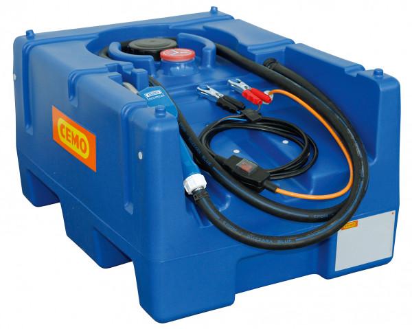 Beispiel Blue-Mobil Easy 125 Liter mit Elektropumpe CENTRI SP30