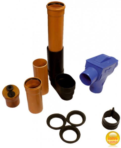 Ausbaupaket Patronenfilter