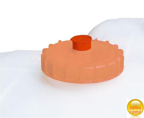 Verschluss-Deckel für Schraubdeckel