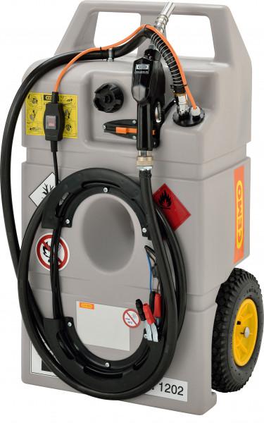 Dieseltrolley mit Elektropumpe CENTRI SP30, 100 Liter Inhalt