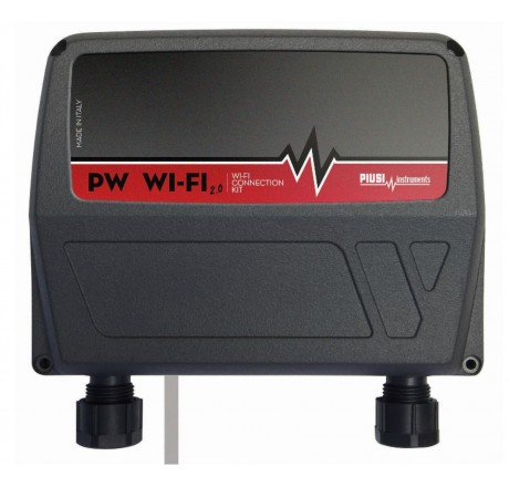 Schnittstelle PW-LAN zur Datenübertragung