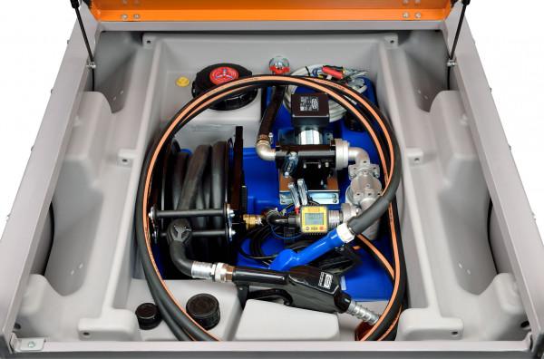 DT-Mobil PRO PE COMBI 850/100 Premium mit Elektropumpe Cematic Duo