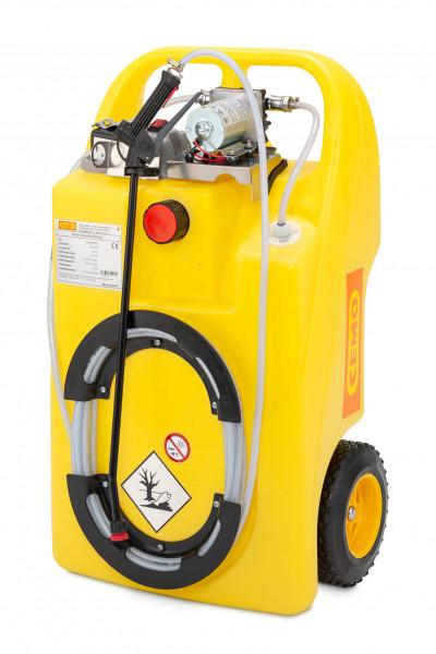Cemo Sprüh-Caddy 60 Liter für Flächendesinfektion