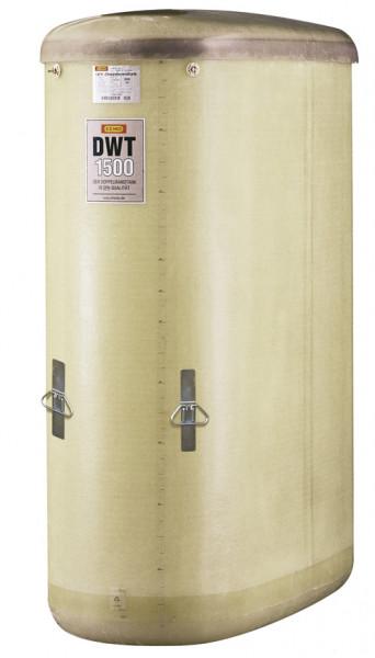 DWT-Tank für Heizöllagerung 1500 Liter