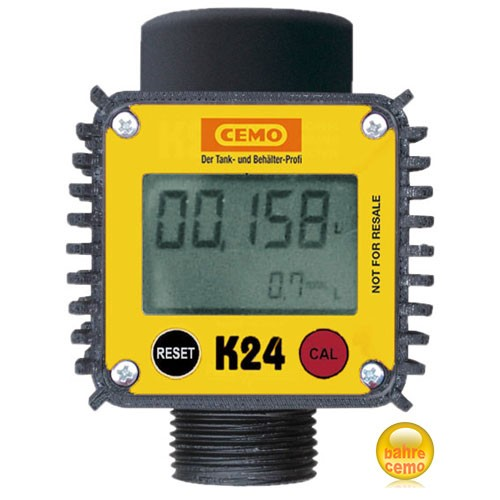 Digitaler Durchflusszähler K24 | für Elektropumpe