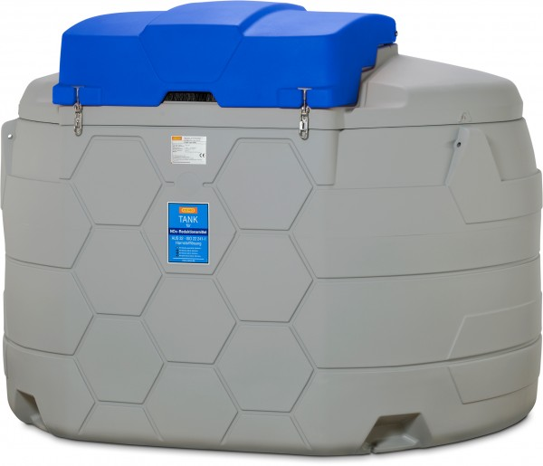 AdBlue CUBE-Tank 5000 Liter Outdoor Basic – Lager- | Erweiterungstank