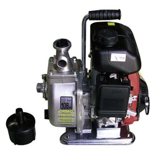 Motorpumpe bis 130 l/min mit Honda-Benzinmotor